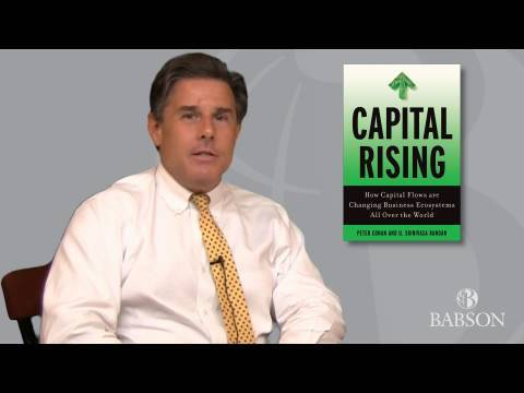 Capital Rising—The Globalization of VC and private equity—Babson's Cohan and Rangan