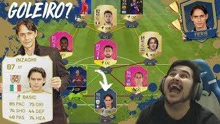 ARRISCOLFO É O NOME DELE! FUT DRAFT FIFA 18 Ultimate Team