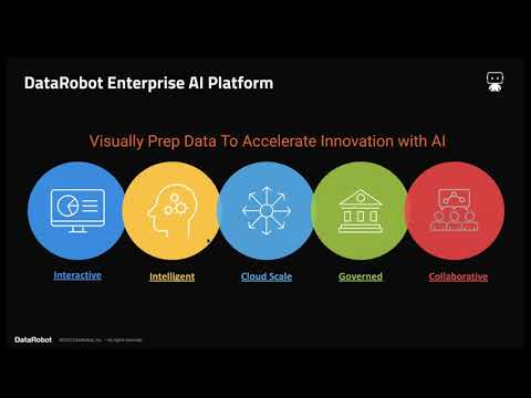Prep Data Faster for AI and ML: A DataRobot Case Study