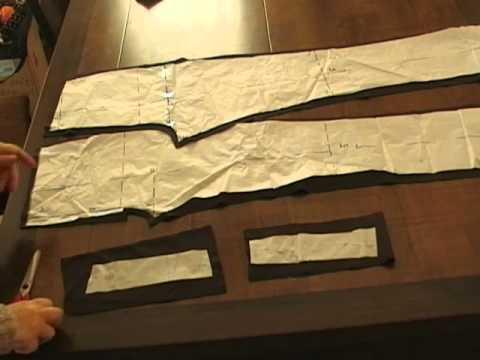 Metodo Sitam: taglio e confezione dei pantaloni