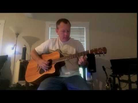 Easy Melody To Play On Guitar Hot Cross Buns Youtube