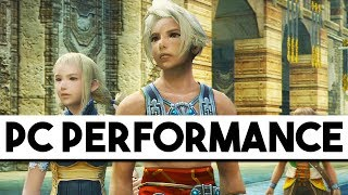 Final Fantasy XII The Zodiac Age PC Gameplay Performance Highest Settings (GTX 1080)