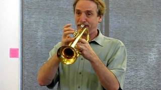 Allen Vizzutti WTAMU Master Class