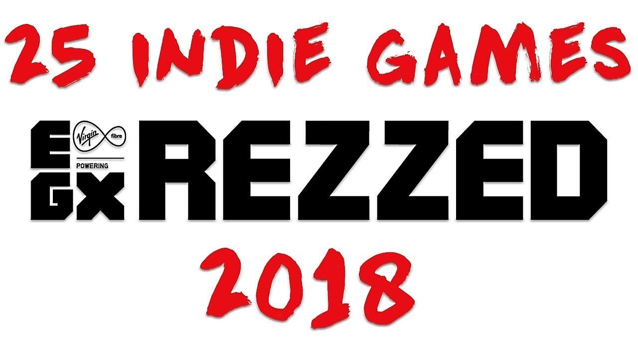 EGX Rezzed 2018 (25 indies!)
