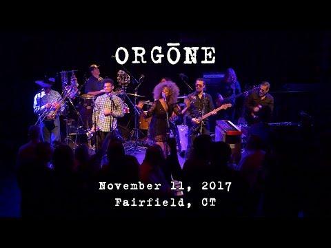 ORGŌNE: 2017-11-11 - FTC StageOne; Fairfield, CT [4K]