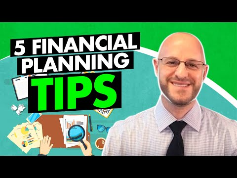 5 Financial Planning Tips to End the Year