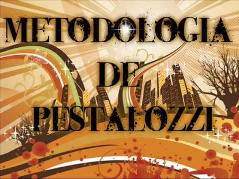 PRINCIPIOS PEDAGOGICOS DE JOHANN HEINRICH PESTALOZZI