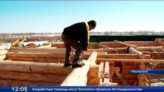 В Ялуторовске началось долгожданное восстановление острога