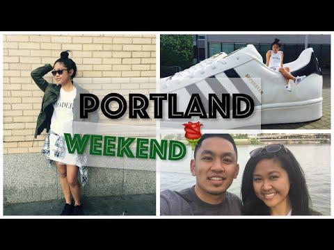EXPLORING PORTLAND | Nikki+MitchTV