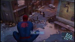 Spider-man ps4 #2: nieuw pak