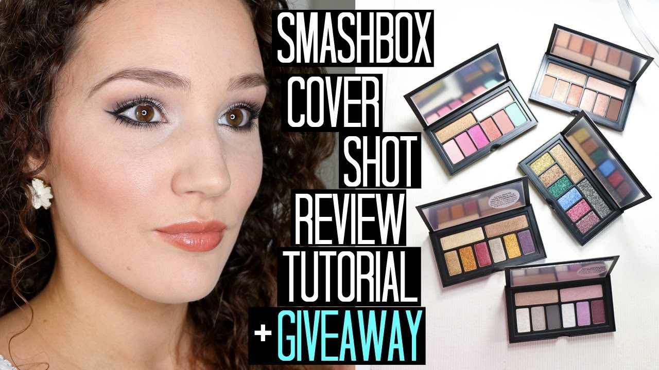 Cover Shot Eye Palettes - Crystalized by Smashbox #20