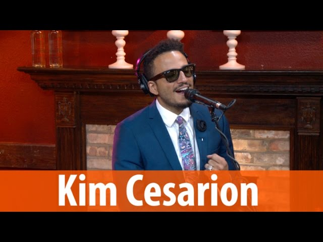 Kim Cesarion - I Love This Life (live) - The Kidd Kraddick Morning Show