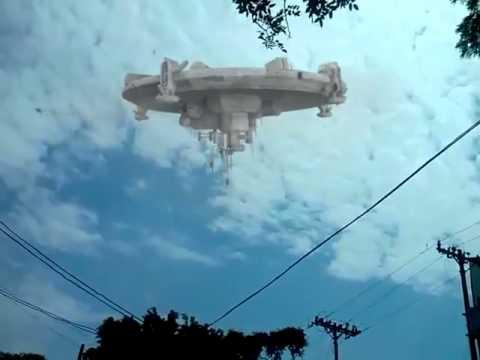 Un avistamiento extraño ocurrió en Cali, Colombia
