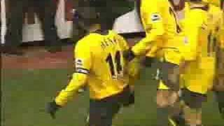 vuclip THAT Thierry Henry Goal vs Liverpool FA Cup