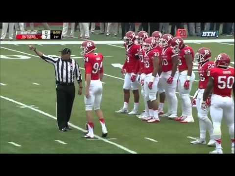 Rutgers vs Maryland (11/28/2015)