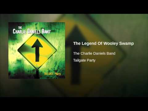 The Legend Of Wooley Swamp