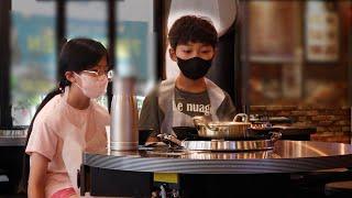 가난한 남매가 음식점에서 음식을 하나만 시킨다면? Wh…