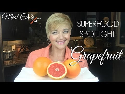 Health Benefits of Grapefruit Superfood Spotlight