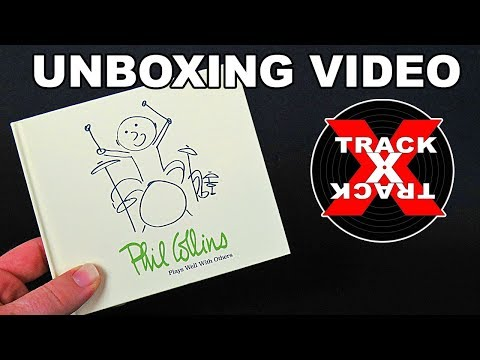 "UNBOXED: Phil Collins ""Plays Well With Others"" BOX SET Mp3"