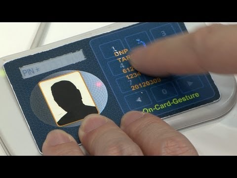 Gesture-based IC Card Security For Shopping Onine #DigInfo