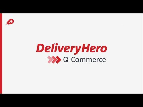 Quick Commerce | Delivery Hero