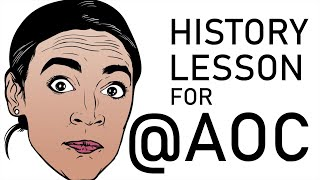 Where Did AOC Get Her Garbage Disposal?