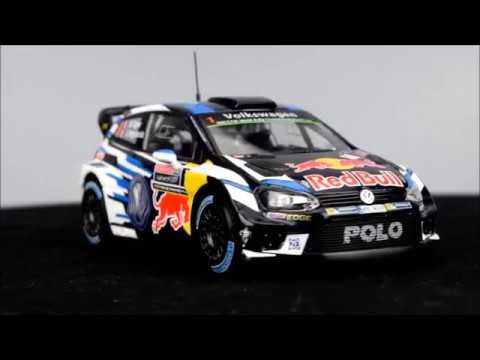 Ixo Volkswagen Polo Wrc Rally Youtube
