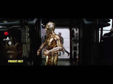The Star Wars Trilogy | Project 4K77