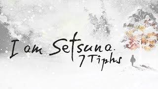 i am setsuna  Обзор игры  и прохождение I am setsuna JRPG часть 1