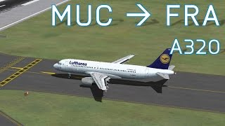 FSX Munich to Frankfurt | Full Flights | Series 6 Episode 6