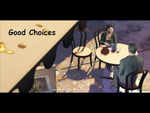 Batman: The Telltale Series - Episode 1 - Noble / Good Choices