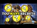 Too Many Secrets! [Hearthstone Ranked Gameplay]