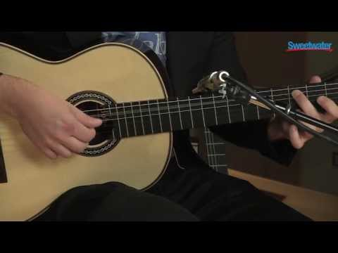 Cordoba C12 Nylon-string Guitar Demo - Sweetwater Sound