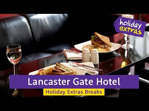 Lancaster Gate Hotel   Holiday Extras Breaks