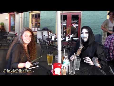 Bellatrix Lestrange and Voldemort are Hilarious! - Mischief & Magic event in Queen City, Staunton VA