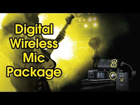 DWZ Series   Digital Wireless Mic Technology (Music)