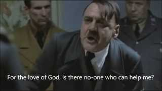 Hitler Parody: Hitler Is Angry With His Math Homework
