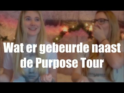 Wat er gebeurde naast de Purpose Tour   LOAF