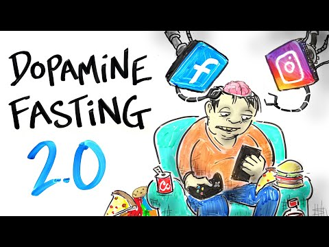 Dopamine Fasting 2.0 - Overcome Addiction & Restore Motivation