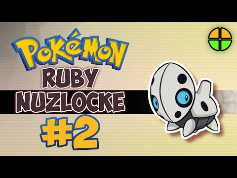 Pokemon Ruby Nuzlocke - Shouldn&39;t Be Surprised  EP 02  TheAltPlay