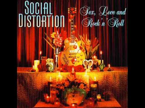 """Social Distortion - """"Don't Take Me For Granted"""""""