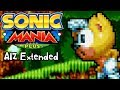 Sonic Mania Plus Mods Angel Island Zone EXTENDED mp3