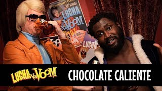 Chocolate Caliente (Wrestler) - Backstage Mit HEiNO!