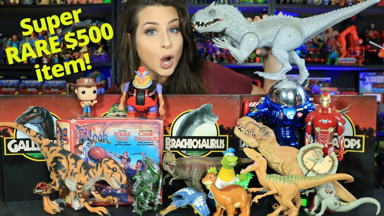 🔥 Latest Toy + Collectibles Haul - HOOK, ALIENS, JURASSIC etc.