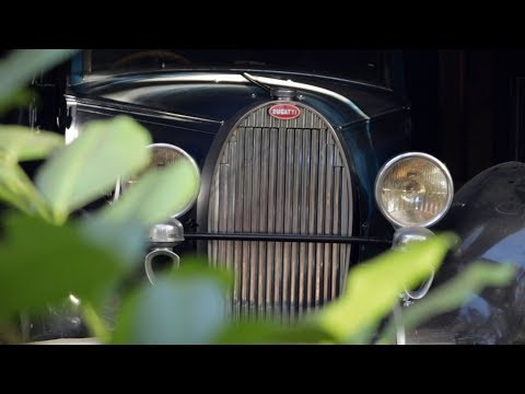 2 pieces of car history founded by Artcurial