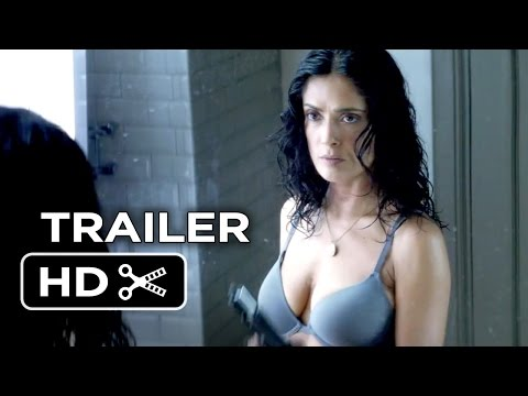 Everly Official Trailer #1 (2015) - Salma Hayek Movie HD