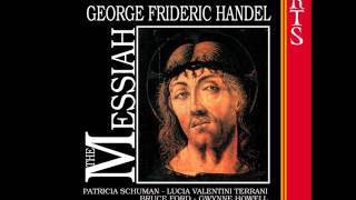 George Frideric Handel: The Messiah; No. 10 Accompagnato, For behold darkness shall cover