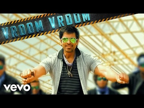 10 Endrathukulla - Vroom Vroom Lyric | Vikram, Samantha | D. Imman | Vijay Milton