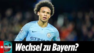 Darum MUSS Bayern Leroy Sané holen