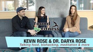 Dr. Darya and Kevin Rose Talk Meditation Retreats, Diet, Natto, Seasonal Eating and More